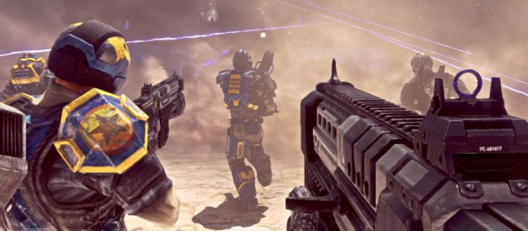 Planetside 2 Begins Double XP For The Holidays, Today!