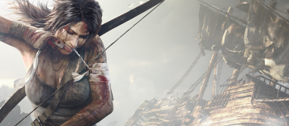 TOMB RAIDER Reboot Hits Store Shelves Today!