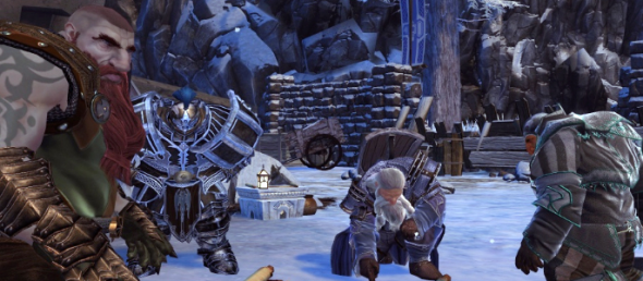New Screens & Video Explore ICESPIRE PEAK in NEVERWINTER