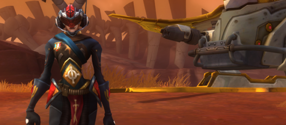 New Gameplay Footage Shows Off DERADUNE In WILDSTAR!