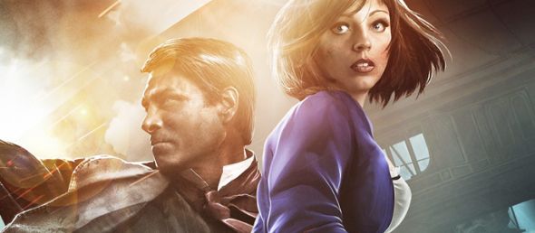 New BIOSHOCK: INFINITE Trailer Released, FALSE SHEPHERD