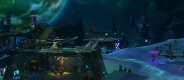 Over 100 New WILDSTAR Screenshots & Concept Art Pieces!
