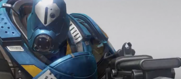 BUNGIE Reveals DESTINY Character Development At GDC!