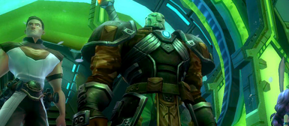 MIKE DONATELLI Talks Content In WILDSTAR with MMG!