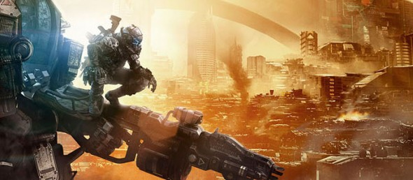 TITANFALL Xbox One Bundle & Game Box Art Revealed!