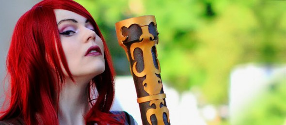 Epic MISS FORTUNE Cosplay By MAGMA ICHIOS!